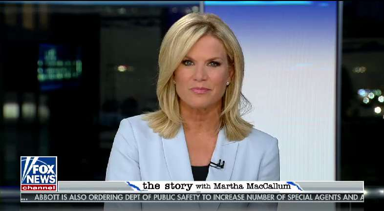 Photo of Martha MacCallum