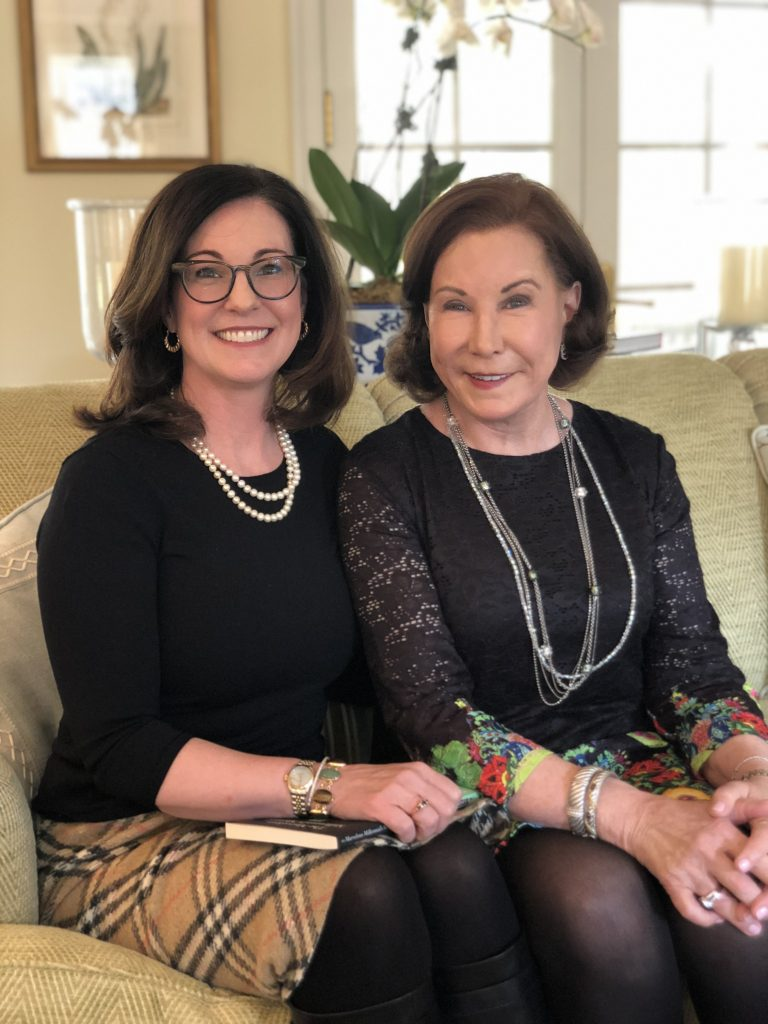 Photo of Catherine Wallace & Jessica Marventano Wallace