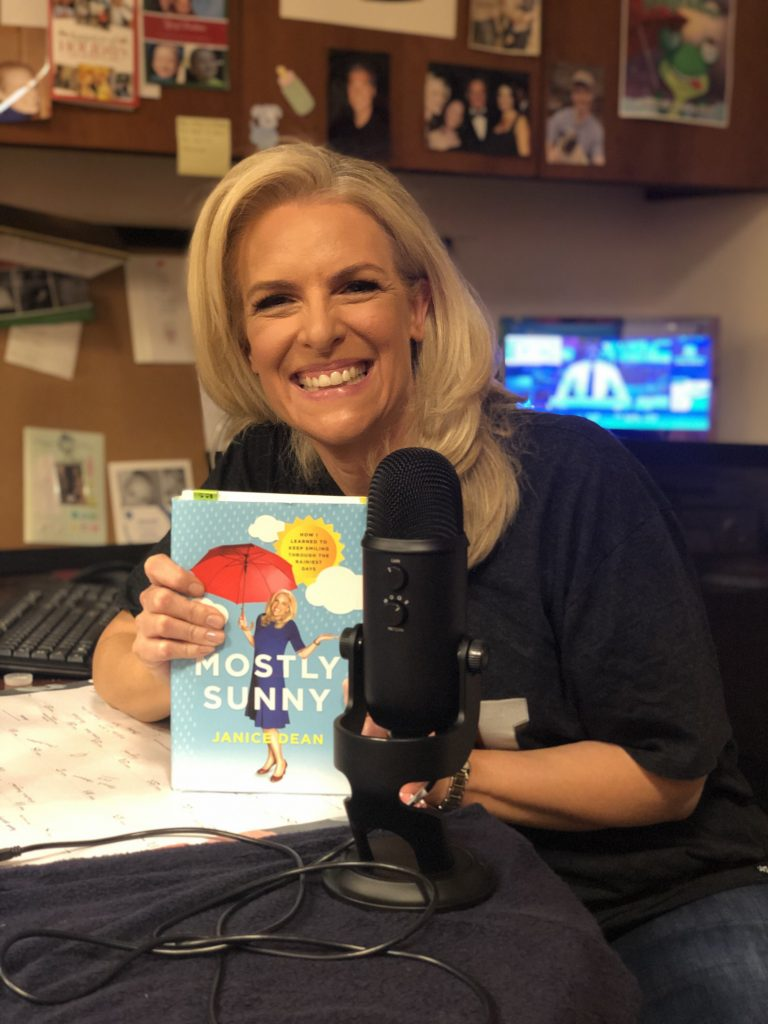 Photo of Janice Dean, Chief Meteorologist, Fox News Chanel