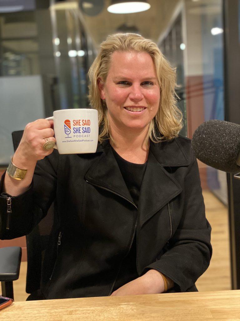 Photo of Cathy Merrill, CEO  & President, Washingtonian Media