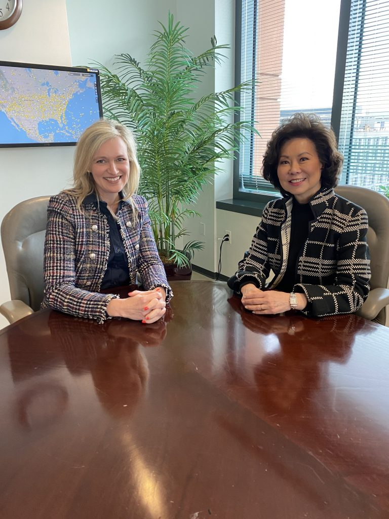 Photo of The Hon. Elaine Chao