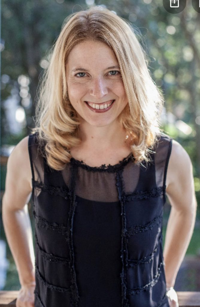 Photo of Laura Vanderkam