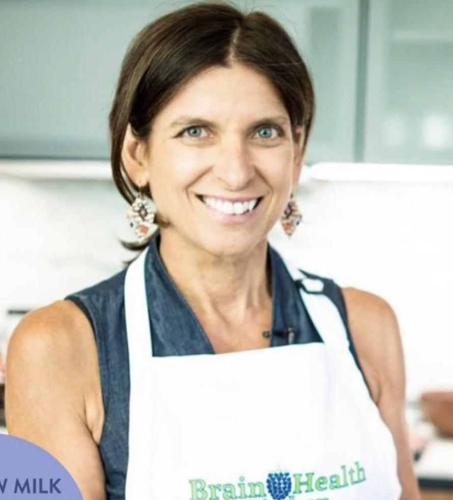 Photo of Dr. Annie Fenn, Founder The Brain Health Kitchen