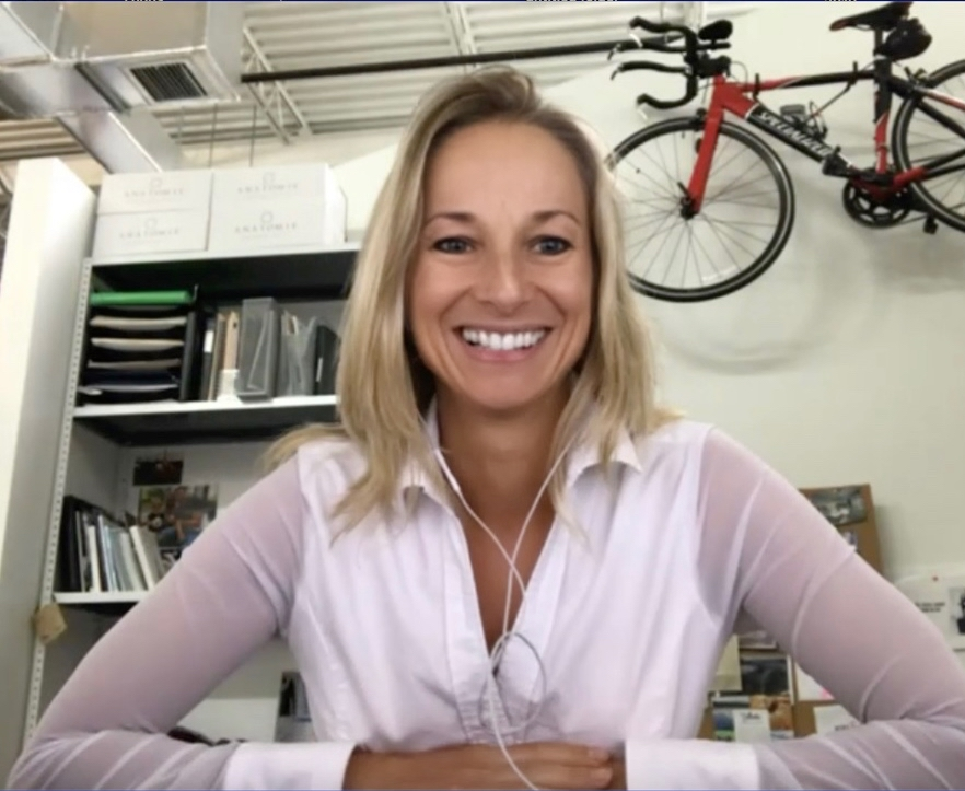 Photo of Kate Boyer, CEO, Anatomie